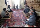 دیدار پرویز فتاح رئیس کمیته امداد امامخمینی با خانواده مددجویان