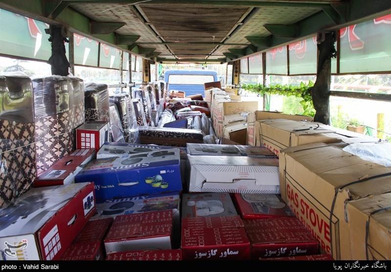 40 سری جهیزیه به نوعروسان مددجوی بهزیستی شهرستان بیرجند اهدا شد