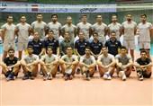 تیم ملی «ب» والیبال ایران حریفان خود را شناخت