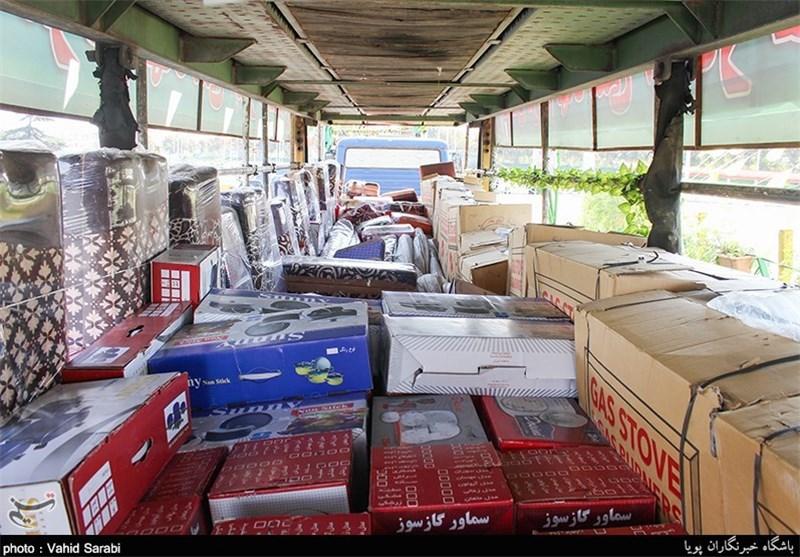 بوشهر|خیران 1.1 میلیارد ریال برای تأمین جهیزیه 220 نوعروس پرداخت کردند