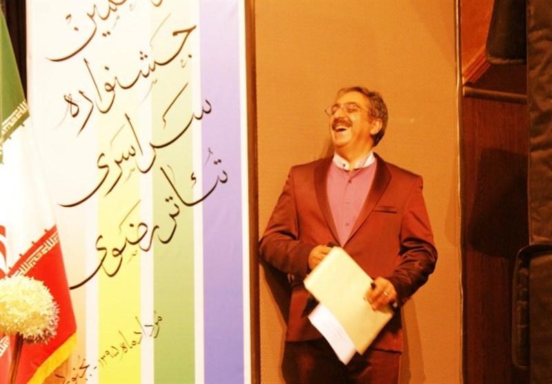 شهرام شکیبا مجری سحر و افطار شبکه افق/ پخش همزمان یک سریال در دو شبکه تلویزیونی