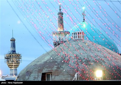 احتفالات ذکرى ولادة الإمام الرضا (ع)