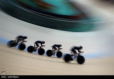 مسابقات رکوب الدراجة داخل الصالات- اولمبیاد ریو2016