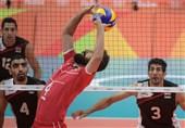 پیروزی والیبالیستهای ایران مقابل مصر/ شاگردان لوزانو صعود کردند