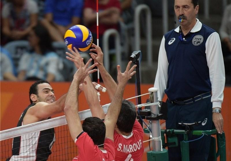 139505231804352508371474 - پیروزی والیبالیستهای ایران مقابل مصر/ شاگردان لوزانو صعود کردند