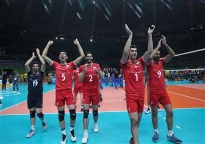 پیروزی 3 بر صفر ایران مقابل مصر
