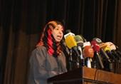 ابتسام المتوکل رئیس جبهه فرهنگی مقابله با تجاوز