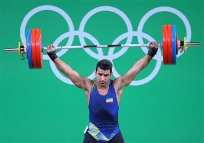 ثبت رکورد 173 کیلوگرم برای علی هاشمی در حرکت یکضرب