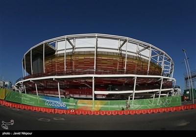 مسابقات کرة المضرب- اولمبیاد ریو2016