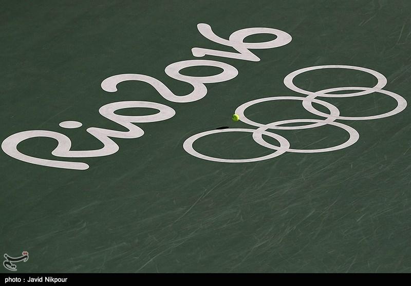 مسابقات تنیس - المپیک ریو 2016