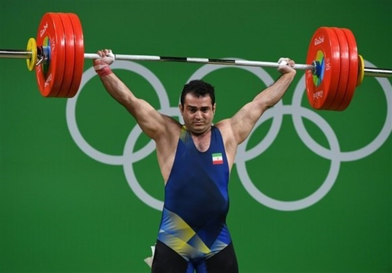 Iran's Moradi Nominated for IWF's Lifter of the Year