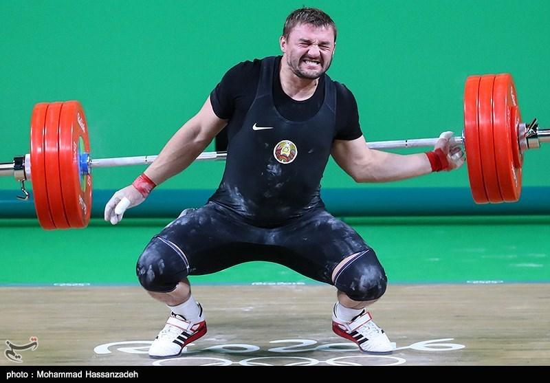 مسابقات وزنهبرداری دسته 94 کیلوگرم - المپیک ریو 2016