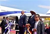 نتانیاهو در آفریقا