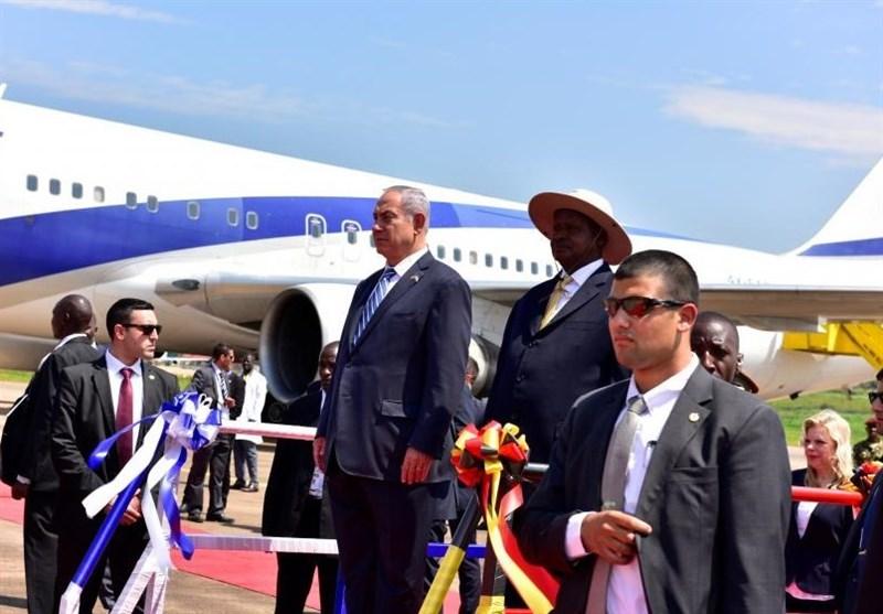 افریقی ممالک پر اسرائیل کی لالچی نگاہیں