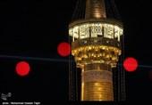 محافظة خراسان رضوی تزدان جمالاً وقدسیة بضریح ثامن أئمة أهل البیت (علیهم السلام) +صور وفیدیو