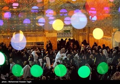 Iranians Celebrate Imam Reza's Birthday Anniversary