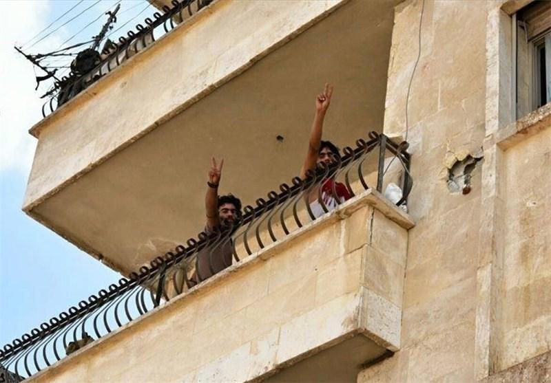 الجیش السوری یحرر معظم أبنیة مشروع الـ1070 شقة +صور