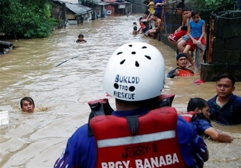 Philippines Evacuates Thousands as Typhoon Slams Northern Region