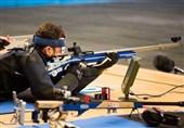 رکورد تیراندازی 50 متر سه وضعیت مردان المپیک شکسته شد