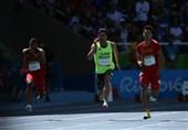 دونده 100 متر ایران در بازیهای المپیک 2016 ریو از راهیابی به مرحله نهایی باز ماند.
