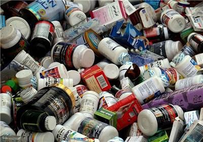 کشف محموله 12 تنی قاچاق دارو در گمرک