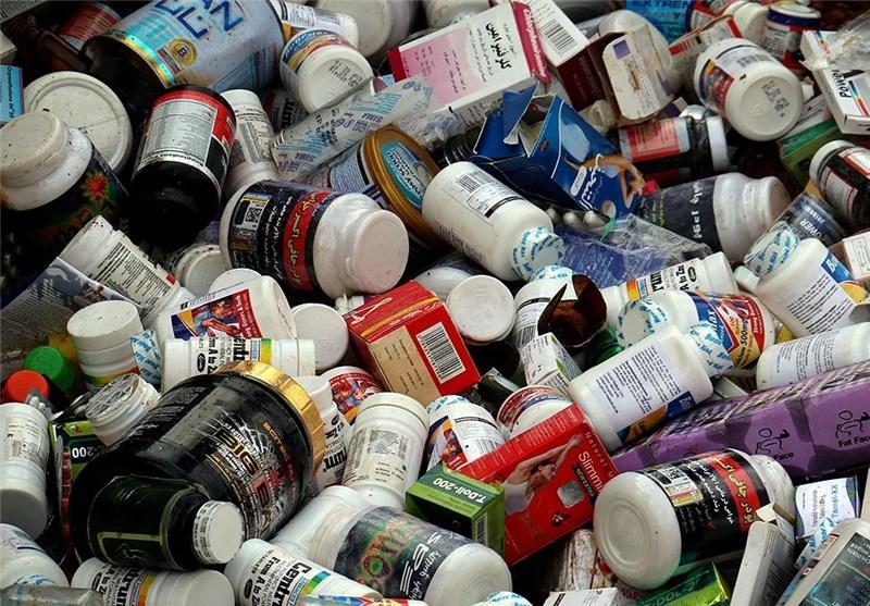 بیش از 47 هزار قلم داروی قاچاق در گلستان کشف شد