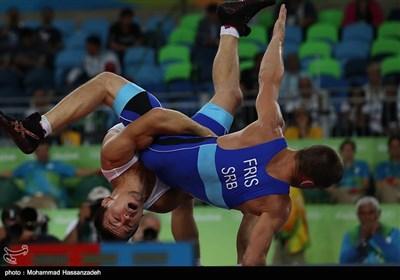 مسابقات کشتی فرنگی وزن 59 کیلو-المپیک ریو 2016