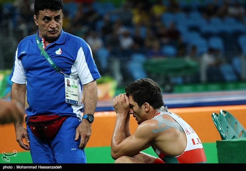 پایان رقابتهای کشتی فرنگی وزن 59 کیلو - المپیک ریو 2016