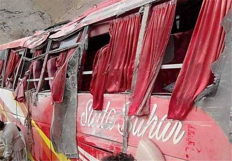 آزاد کشمیر میں باراتیوں سے بھری بس حادثے کا شکار/ 20 افراد جاں بحق، متعدد زخمی