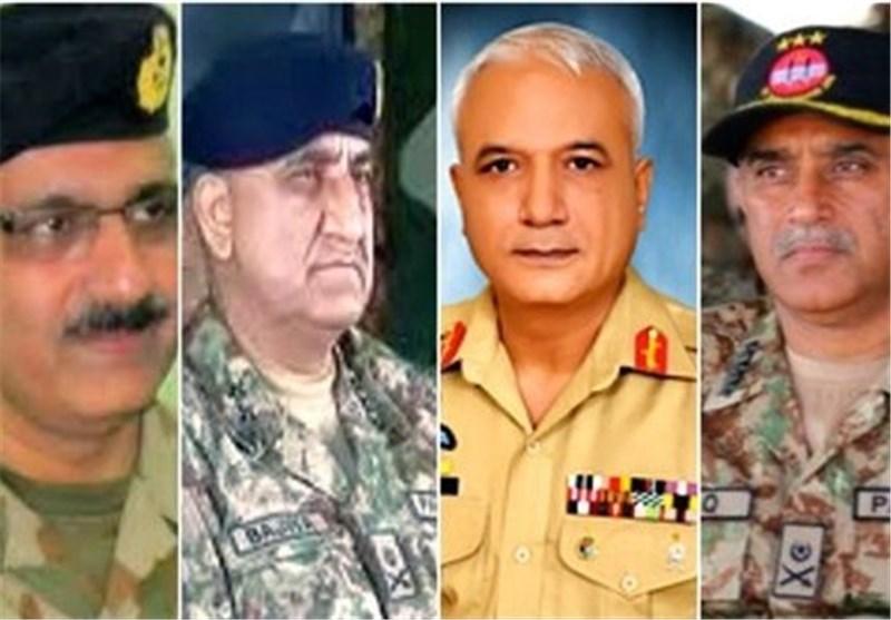 پاکستان کے اگلےآرمی چیف کی تعیناتی میں بھارت سب سے بڑا عنصر ہوگا