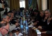 محور گفتوگوهای گروههای فلسطینی در قاهره از زبان سخنگوی حماس