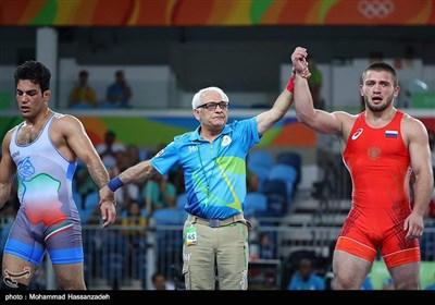 مسابقات کشتی فرنگی وزن 85 کیلو - المپیک ریو 2016