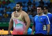 مسابقات کشتی فرنگی وزن 130 کیلو - المپیک ریو 2016