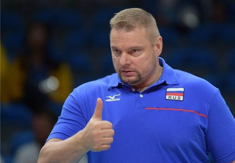 آلکنو: هیچ رقیبی برای تیم ملی روسیه وجود ندارد