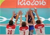 لهستان بر کوبا غلبه کرد/ ردهبندی نهایی والیبال گروه ایران مشخص شد