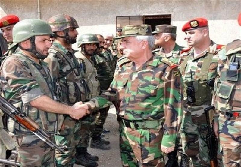 رئیس ستاد مشترک ارتش سوریه