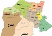 سقوط صاروخ کاتیوشا فی ایسر الموصل