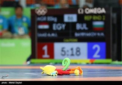 پایان مسابقات کشتی فرنگی وزن 85 کیلو - المپیک ریو 2016