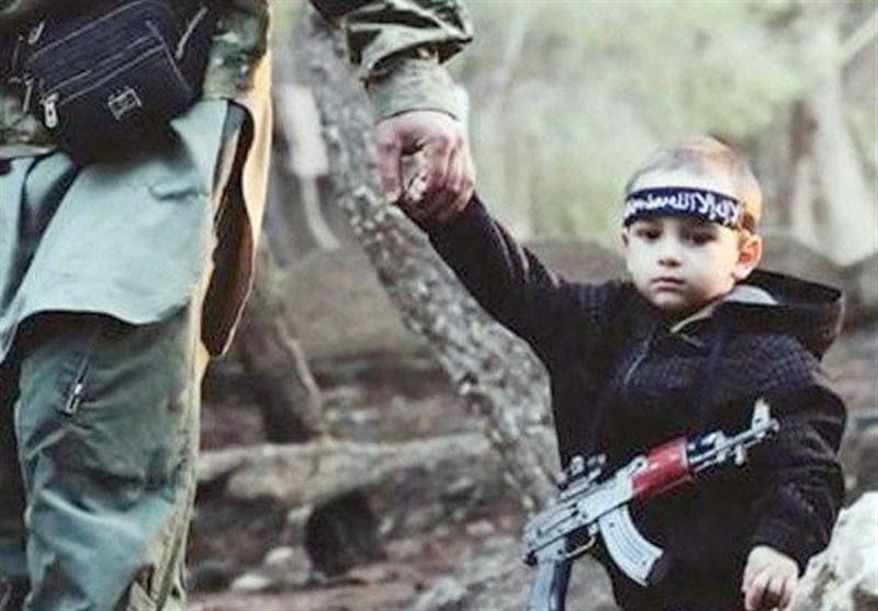 IŞİD Çocukları Kalkan Olarak Kullanıyor