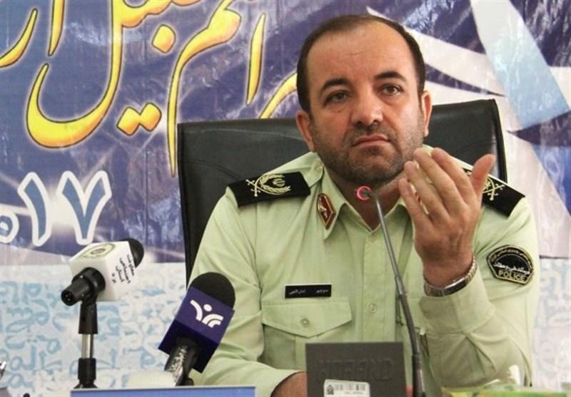 انهدام 7 باند بزرگ سرقت در کرمانشاه؛ 27 سارق دستگیر شدند