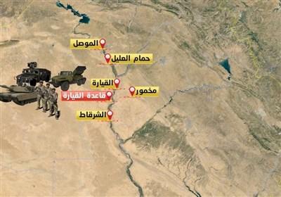أهالی القیارة یسلمون الدواعش للقوات الأمنیة