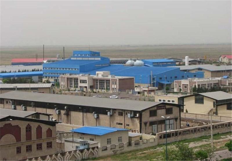رکود 19 درصدی واحدهای مستقر در شهرکهای صنعتی خراسان شمالی