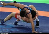 Iran's Greco-Roman Wrestler Heidari Wins Bronze at Paris International