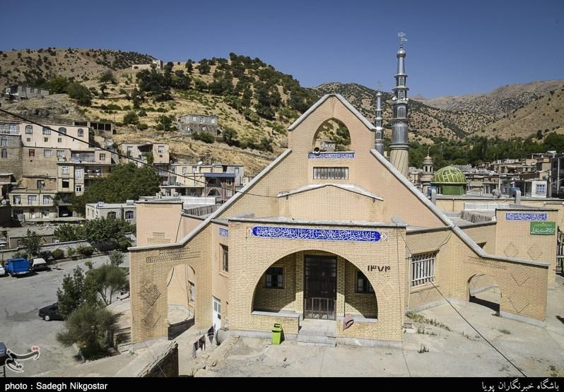 عکس روستای اهو