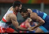 مسابقات کشتی فرنگی امید نوروزی - المپیک ریو 2016