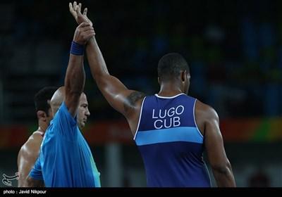 مسابقات کشتی فرنگی وزن 98 کیلو - المپیک ریو 2016