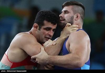 إیران تحرز برونزیة المصارعة الرومانیة فی اولمبیاد ریو 2016