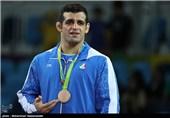 کسب مدال برنز توسط قاسم رضایی در المپیک 2016 ریو