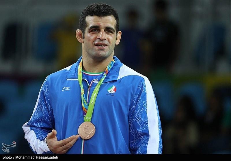 Ghasem Rezaei Seizes Iran's Second Greco-Roman Wrestling Bronze