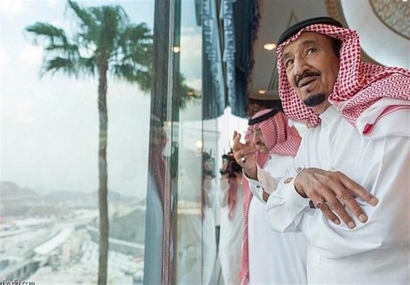 خاندان آل سعود فاجعه منا پادشاه عربستان